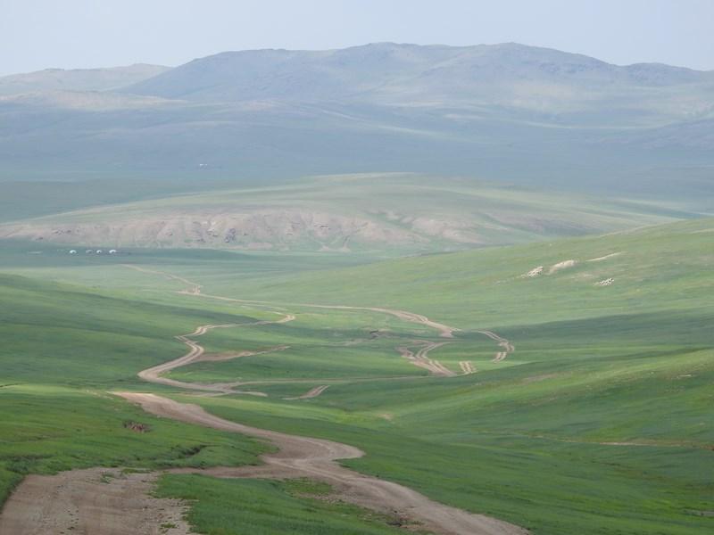 19. Mongolia