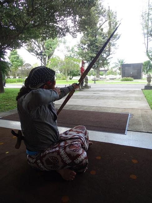 24. Tir cu arcul Yogyakarta