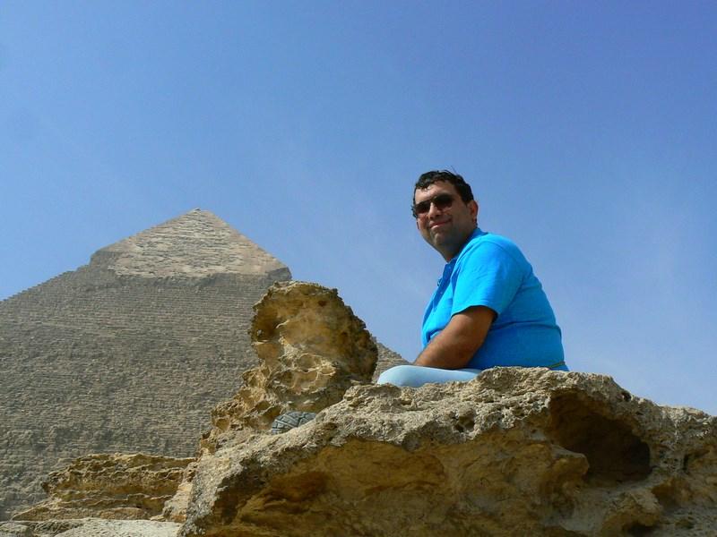 26. Piramida, Cairo, Egipt