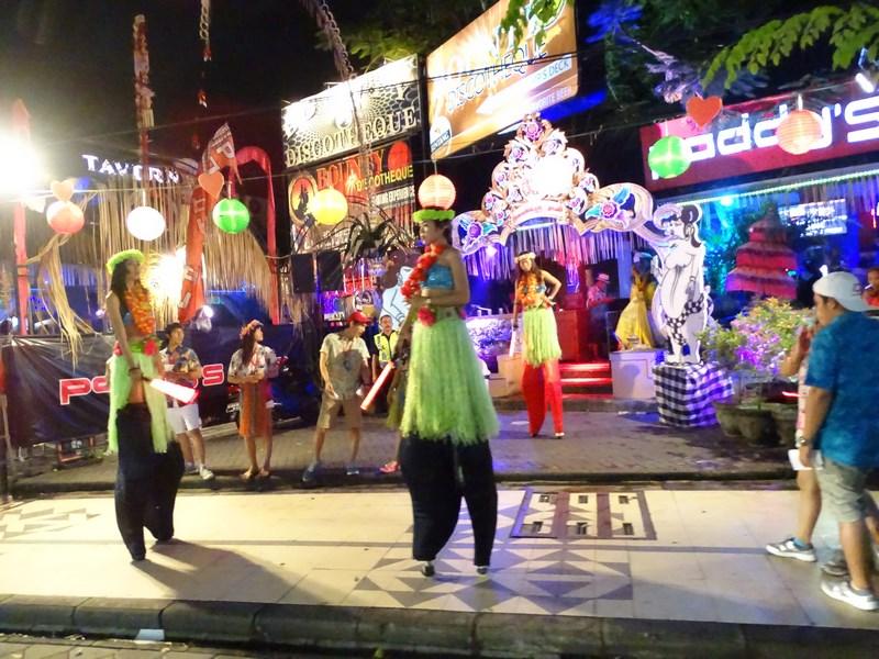 31. Cluburi Kuta, Bali