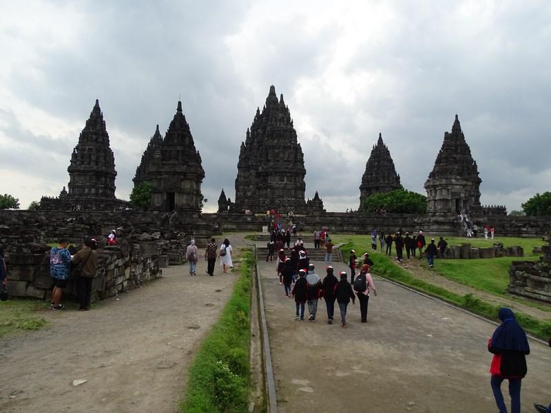 33. Prambanam, Indonezia