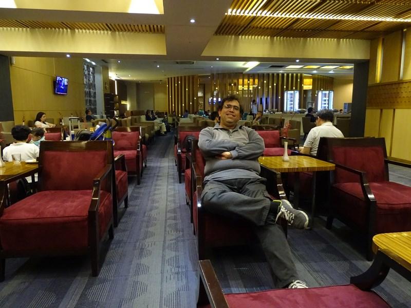 36. Business lounge Jakarta