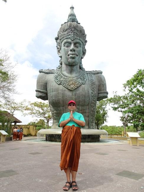 36. Vishnu - GWK Bali
