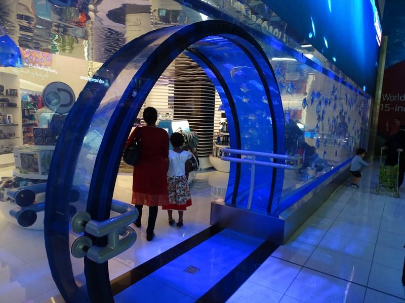 39. Dubai Mall - Aquarium