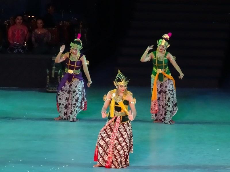 46. Dansatoare javaneze