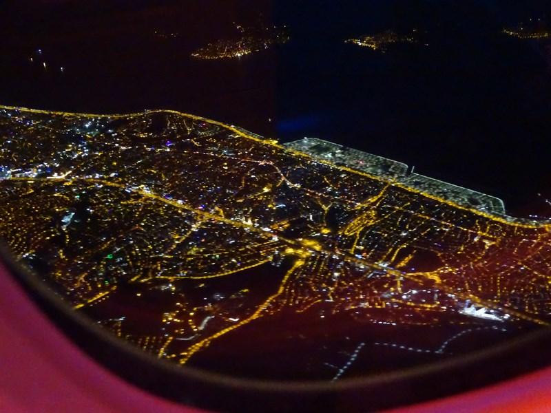 54. Istanbul noaptea