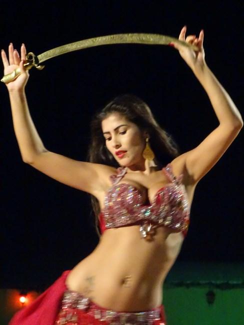 57. Belly dancer Dubai