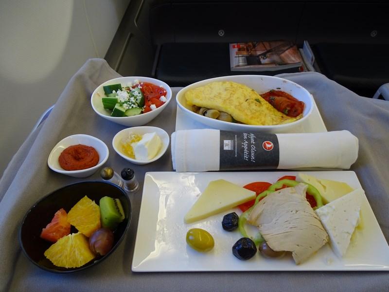 72. Mic dejun Turkish Airlines