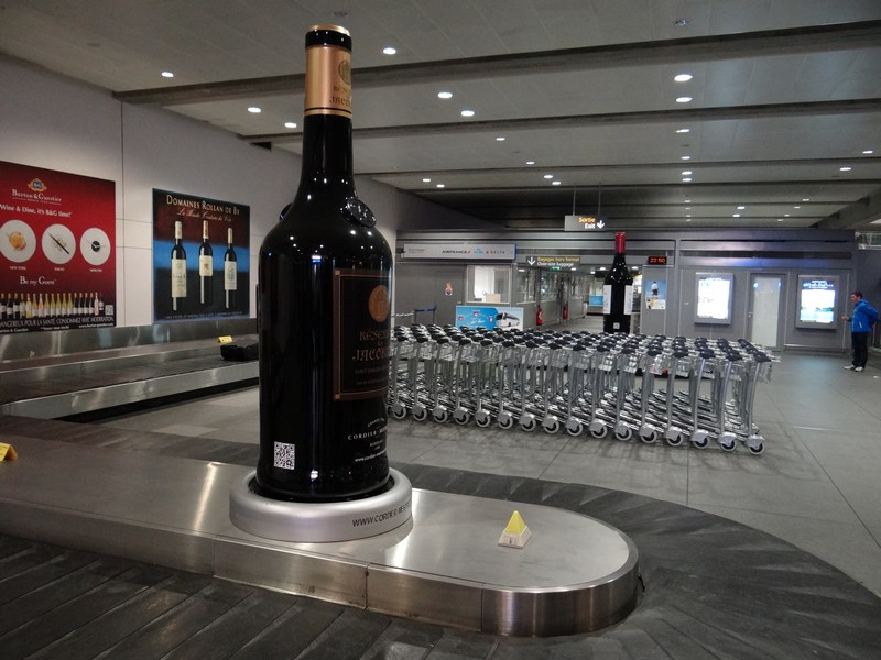 01. Aeroport Bordeaux