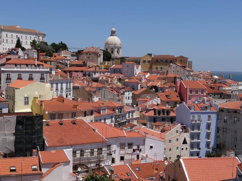 01. Alfama, Lisabona