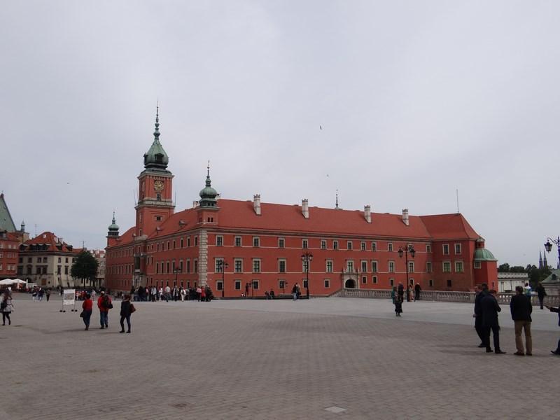 01. Palatul Regal Varsovia