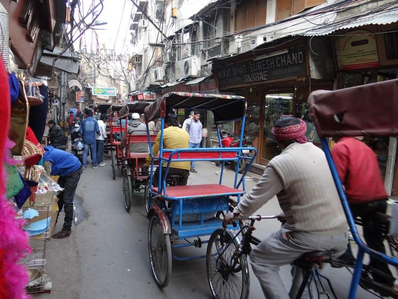 02. Bazar Delhi