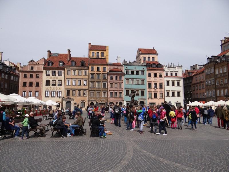 02. Centru Varsovia