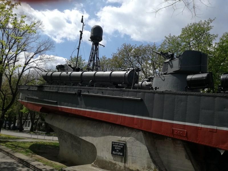 06. Nava militara