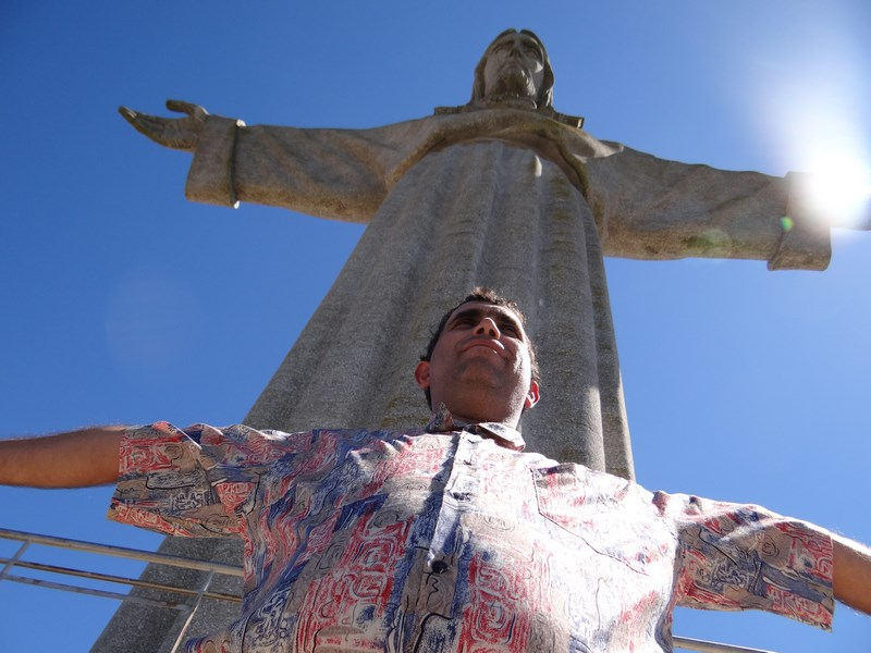 06. Statuia lui Isus din Lisabona