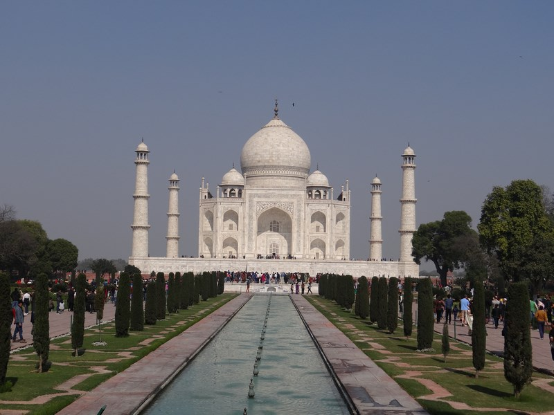 06. Taj Mahal India