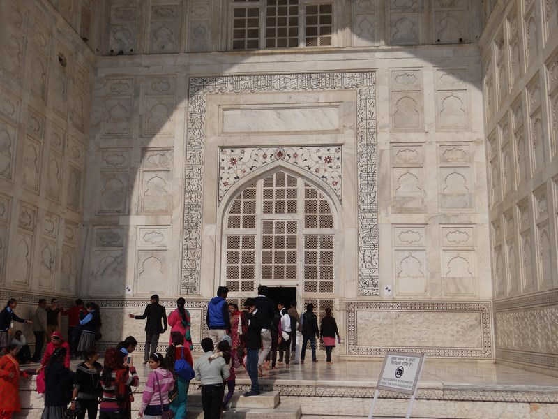 07. Intrare Taj
