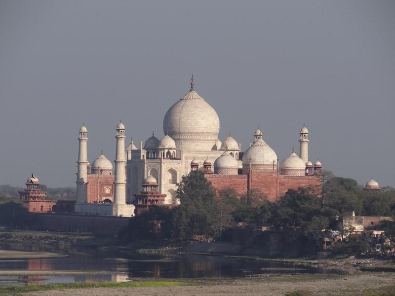 09. Panorama Taj
