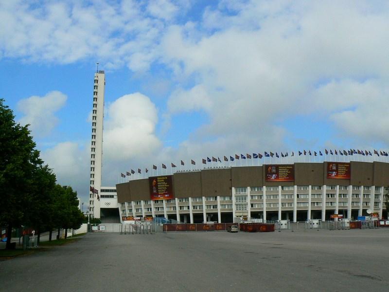 10. Stadionul Olimpic Helsinki