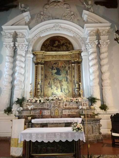 14. Altar Taormina