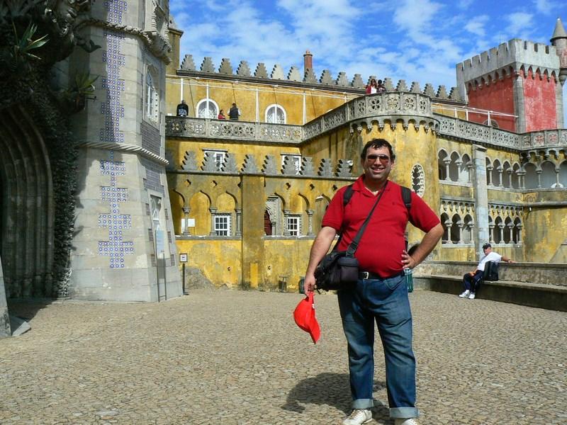 17. Sintra, Portugalia