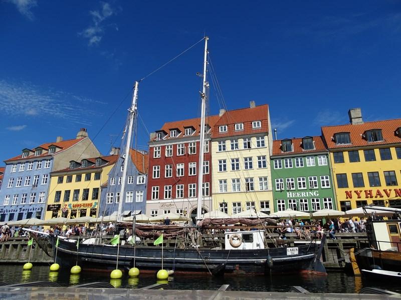 24. Nyhavn, Copenhaga