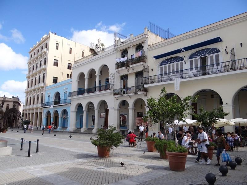 01. Centrul vechi - Havana