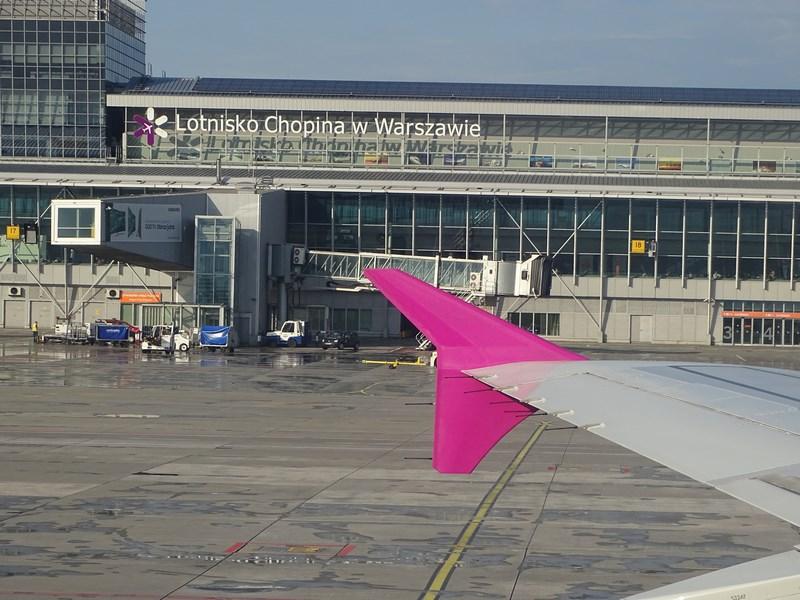 04. Aeroport Chopin Varsovia