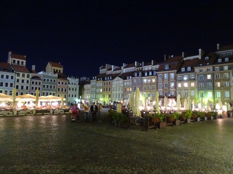 12. Piata orasului vechi Varsovia