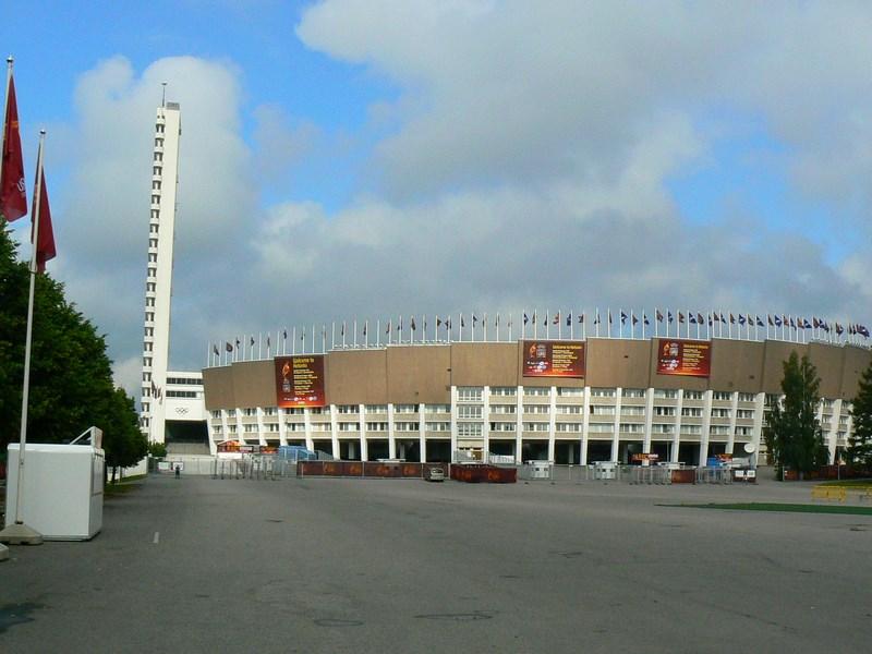 18. Stadionul Olimpic Helsinki