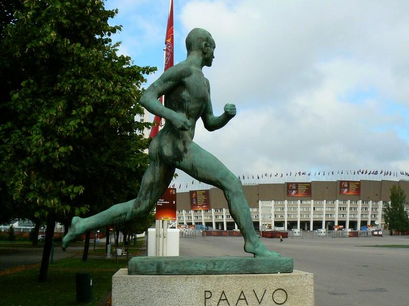 19. Paavo Nurmi
