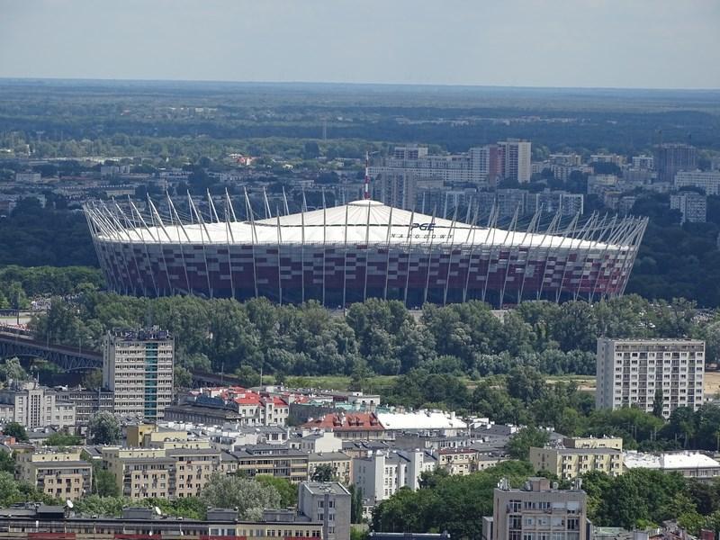 19. Stadion Varsovia