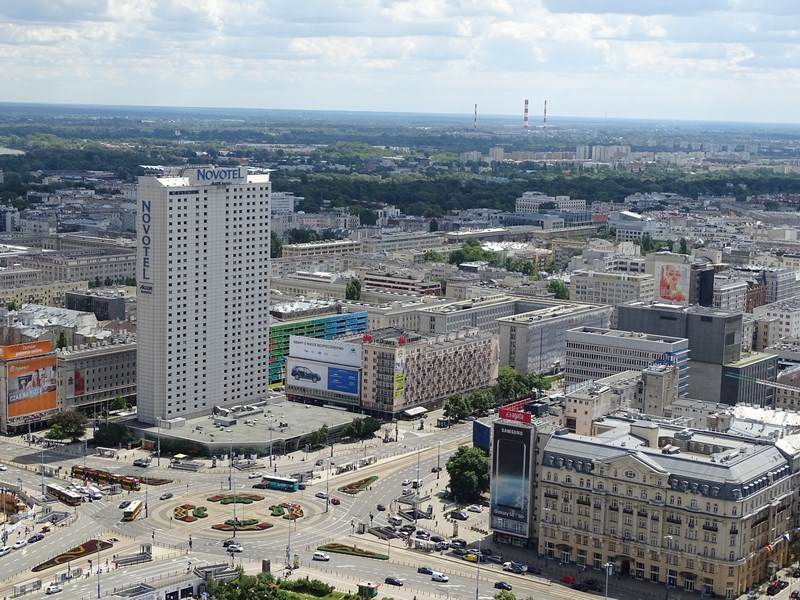 20. Centru nou Varsovia