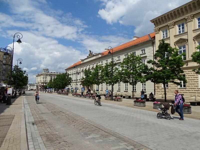 23. Drumul Regal Varsovia