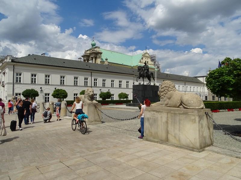 24. Palat prezidential Varsovia