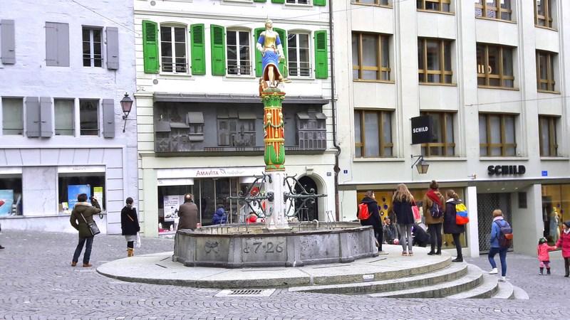 . Lausanne Orasul Vechi