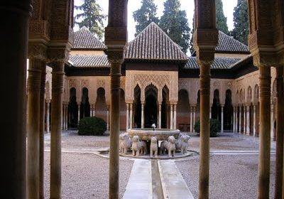 5. Patio De Los Leones Alhambra