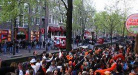 Amsterdam De Ziua Reginei