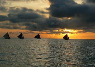 Apus De Soare Boracay