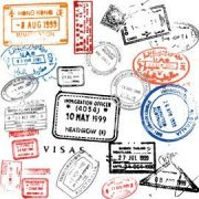 Visa Stamp