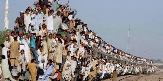 Train In India Pakistan