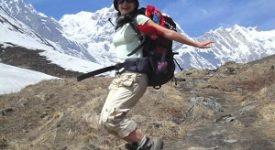 Tropa Trop Pe Annapurna