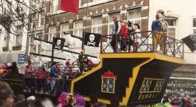 87. 2.03.1992 Maastricht Parada Carnavalului