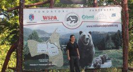 1. Natasha La Rezervatia De Ursi