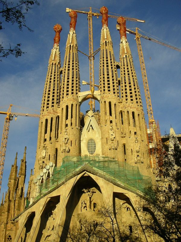 1. Sagrada Familia