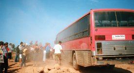 77. Cu Autobuzul In Sant