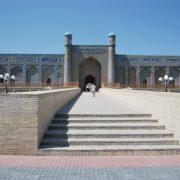13.Kokand Palatul Hanului Khudoyar