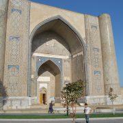 23. Samarkand Bibi Khanym