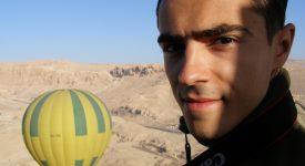 34. Balon Luxor 2