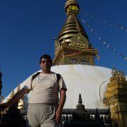 43. Templul Maimutelor